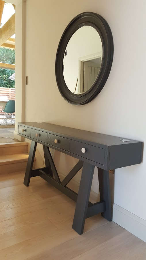 Bespoke Hall Table